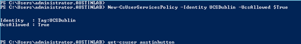 New-CsUserServicesPolicy